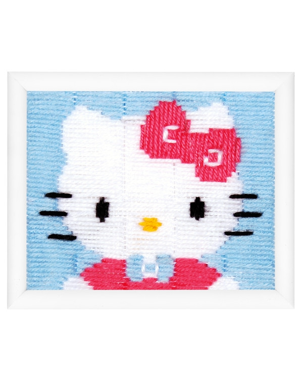Langstich Hello Kitty