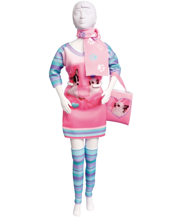 Dress Your Doll Outfit Sally Chihuahua