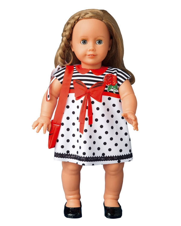 Dress your doll Outfit Cecily retro
