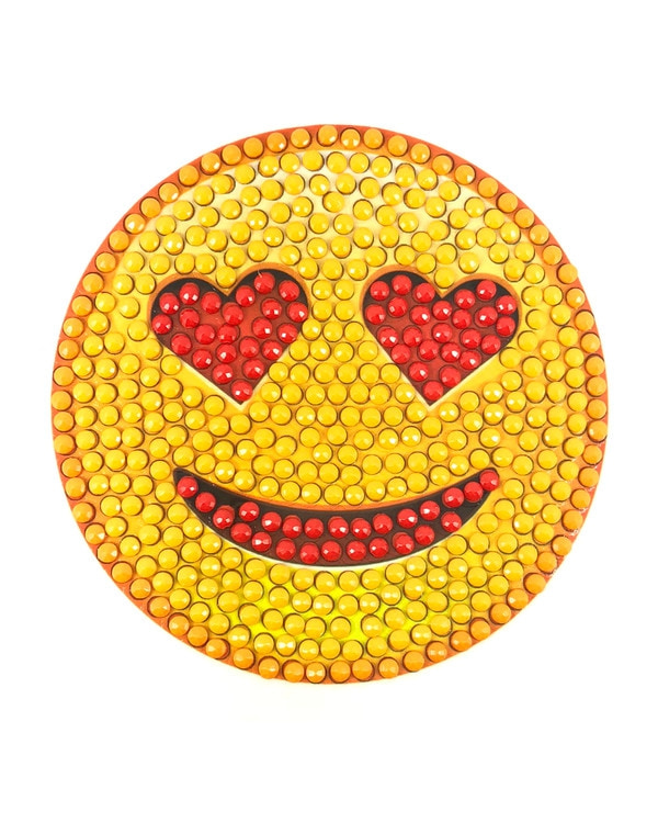Diamond painting Stickers Smile